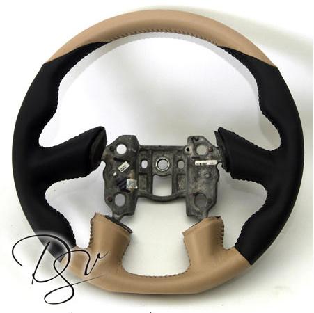 C6 Corvette DStyle Steering Wheel