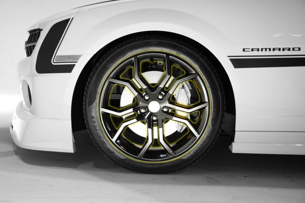 Camaro Havoc Wheels