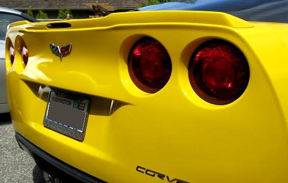Corvette ZR1 Rear Spoiler