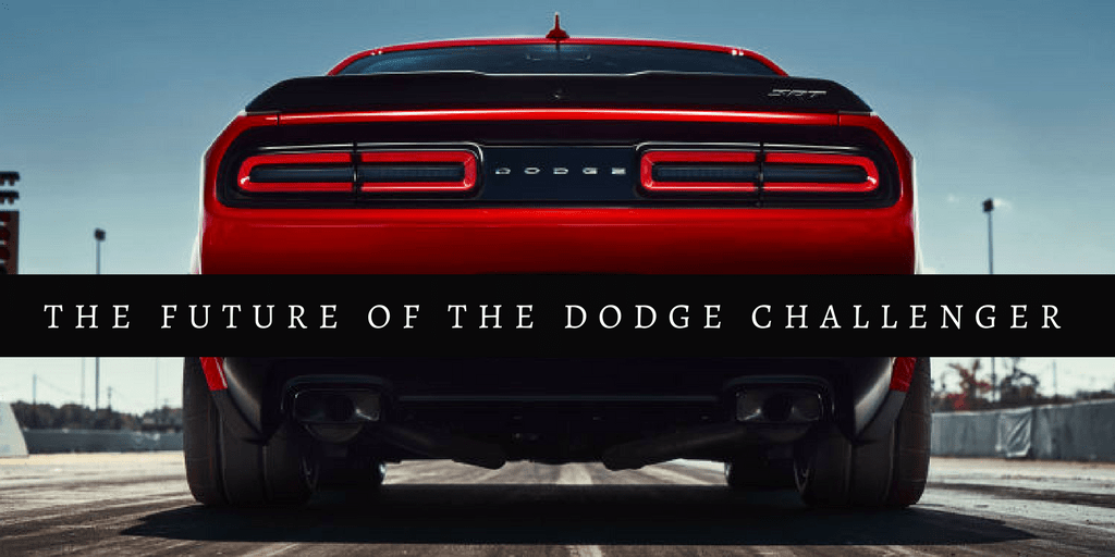 The Future of the Dodge Challenger