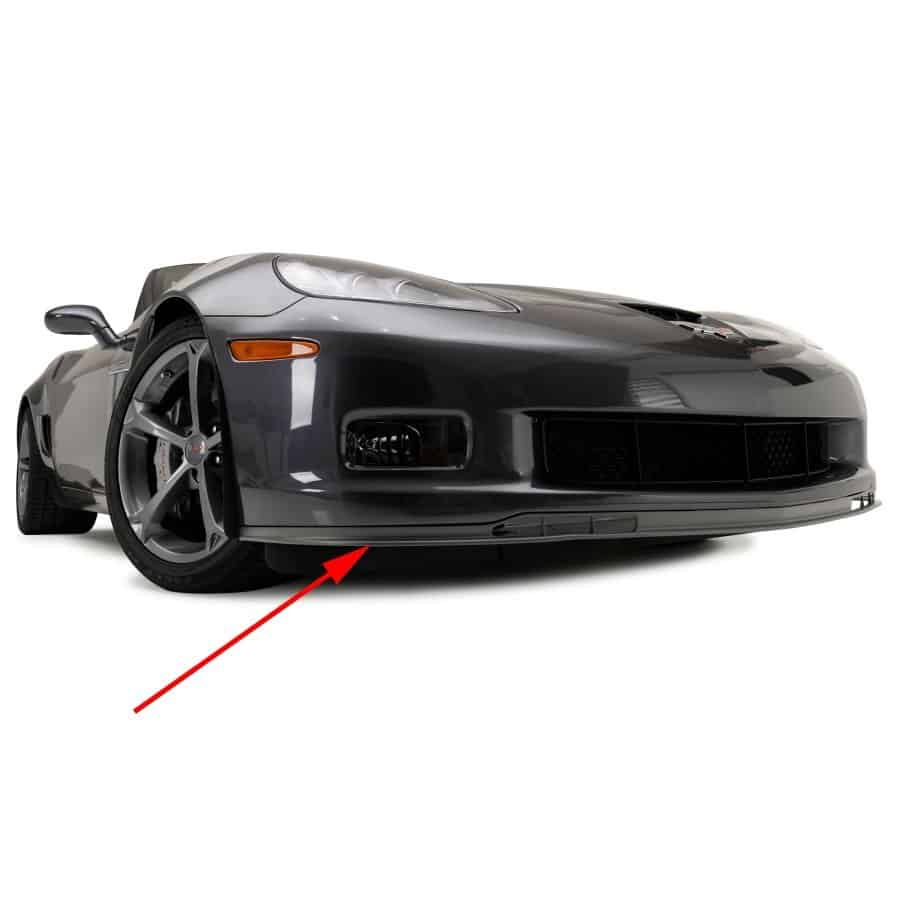 C6 Z06 or Grand Sport OE-Style Front Splitter