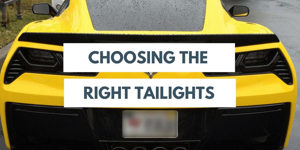 c7 corvette taillights
