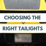 Choosing the Right C7 Corvette Tail Lights