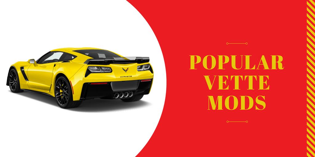 popular corvette mods