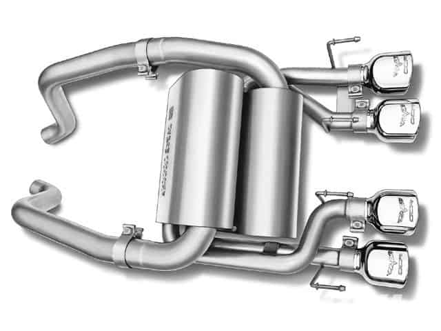 Corvette Exhaust