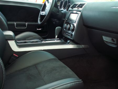 Dodge Challenger Interior Trim