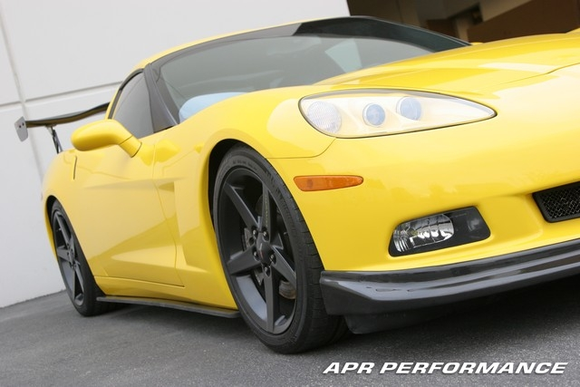 Carbon Fiber Corvette Body Kit
