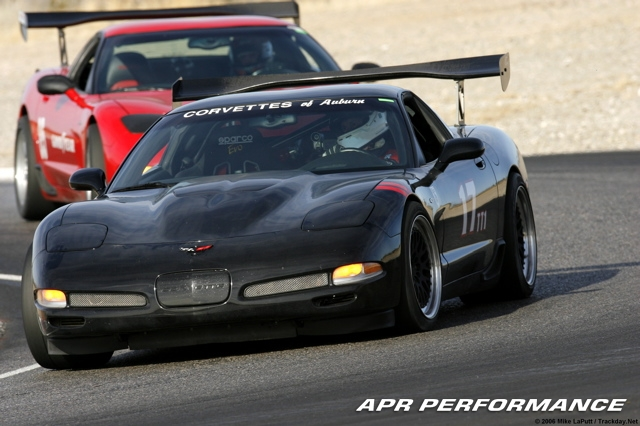 C5 Corvette Rear Wing Spoiler