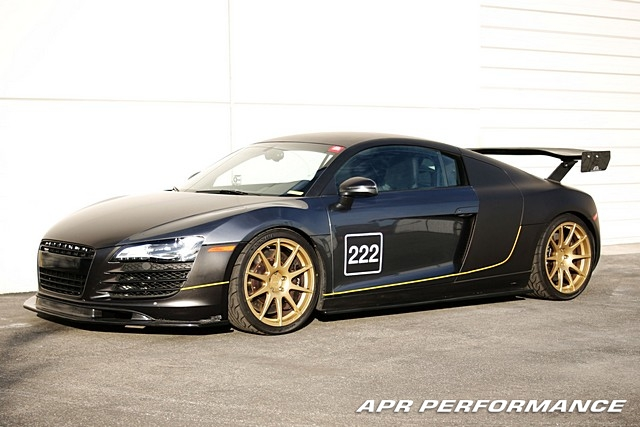 Carbon Fiber Audi R8 Body Kit