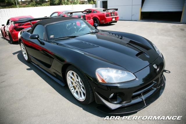 Dodge Viper Track Racing Carbon Fiber