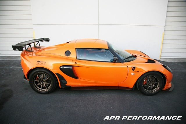 APR Performance Lotus Elise - APR Performance Lotus Exige