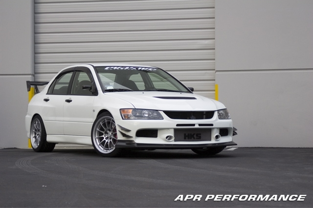 APR Performance Lancer Evo