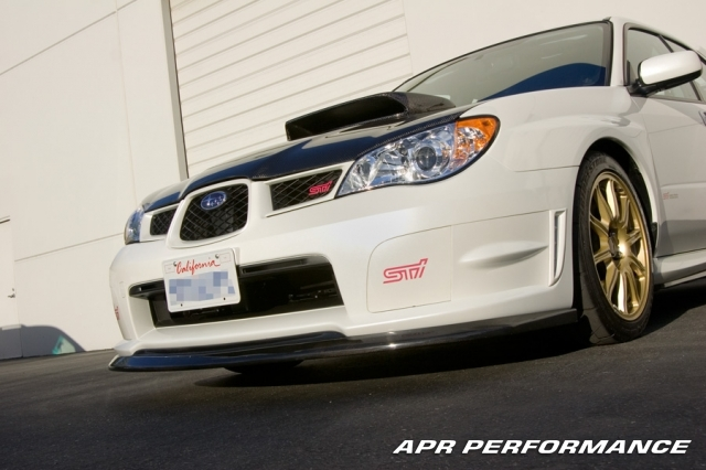 APR Performance Carbon Fiber