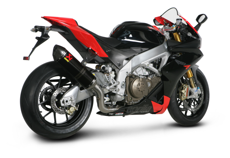 Akrapovic Aprilia Exhaust