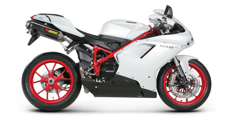 motorbike insurance thailand DUCATI 849 EVO Corse