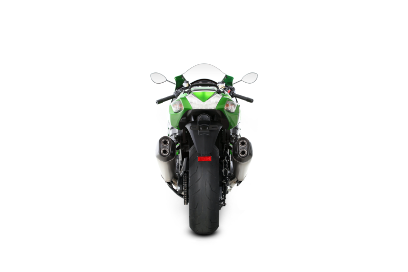 Kawasaki Akrapovic Racing Exhaust
