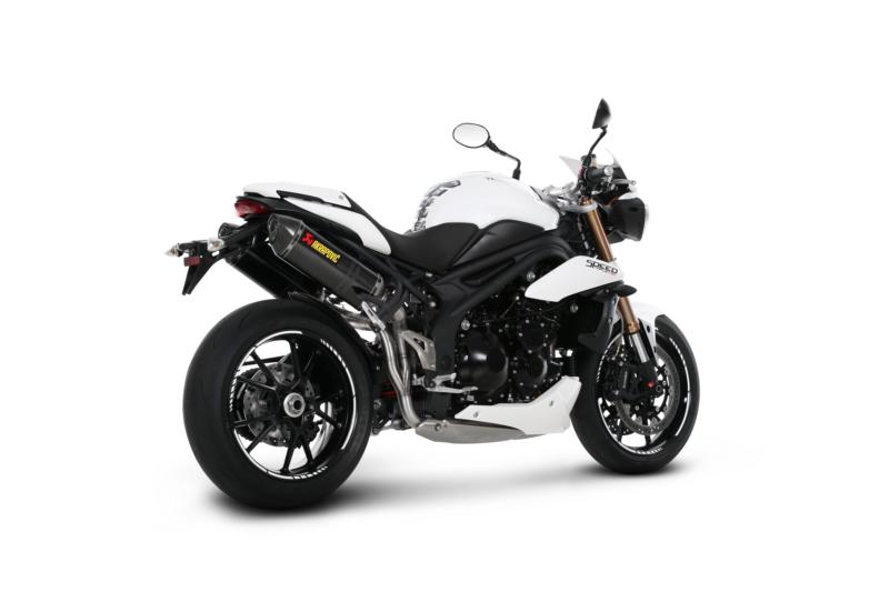 Akrapovic Motorcycle Triumph Exhaust