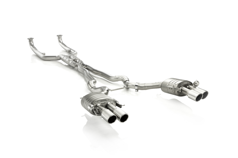 Akrapovic BMW M6 Exhaust System