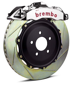 Brembo GTR Challenger Big Brake Kit