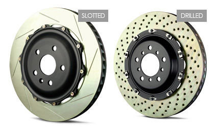 Dodge Challenger Brembo Big Brake Kit