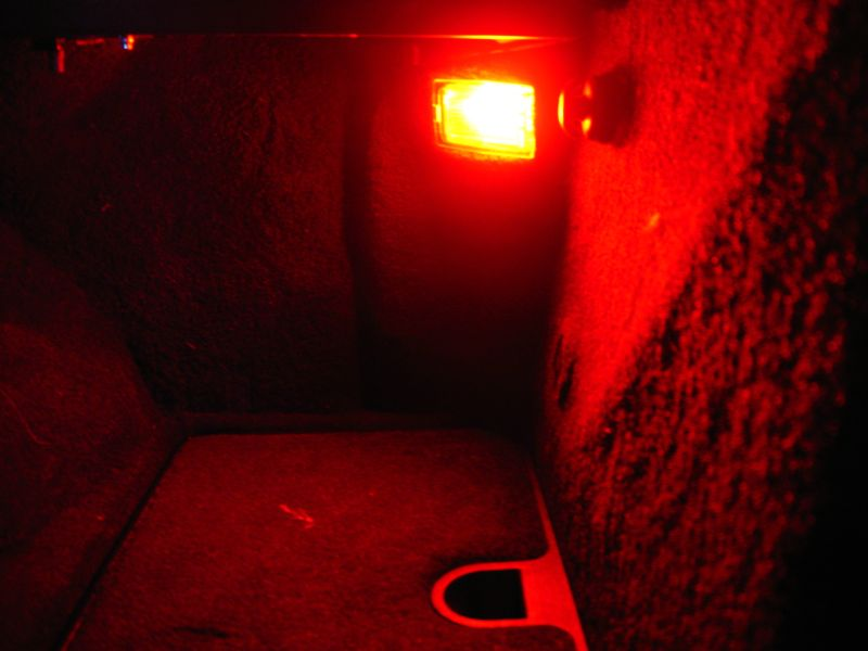 C6 Corvette Interior Lighting