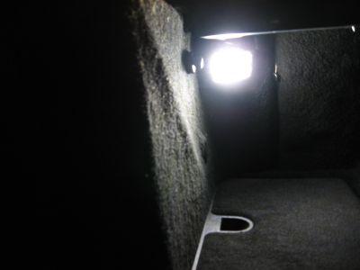 C6 Corvette Interior LED Lighting