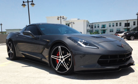 Corvette C7 Wheels