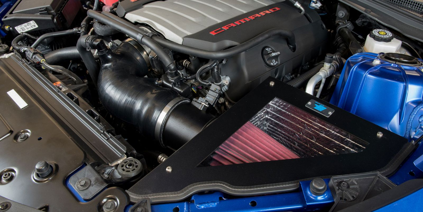 2016 Camaro 6.2 Cold Air Inductions Inc. Cold Air Intake System