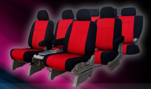 CalTrend Custom Tailored Seat Covers