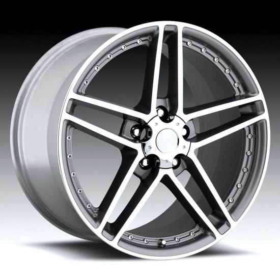 Corvette C6 Z06 Motorsport Wheels
