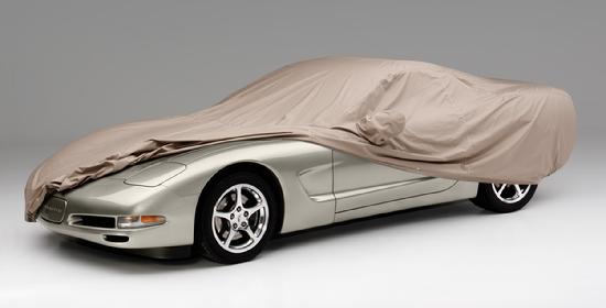 Corvette Custom Outdoor Car Cover