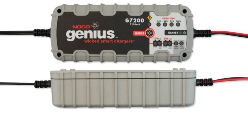NOCO Battery Charger
