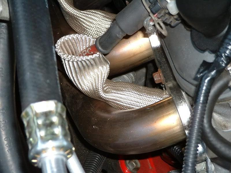 C5 Corvette Koolsox Spark Plug Wire Protector - SouthernCarParts.com