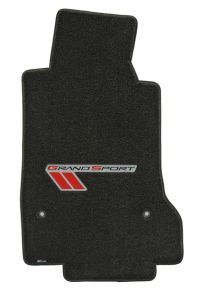 corvette grand sport floor mat