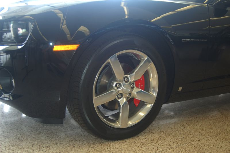 Camaro Caliper Covers
