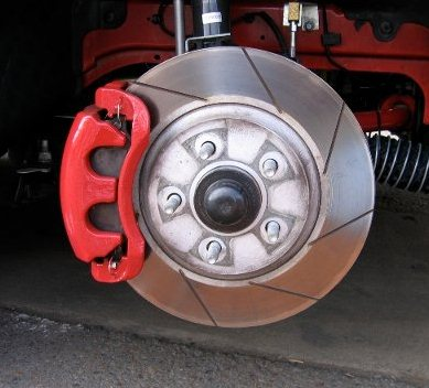 Automotive Caliper Covers