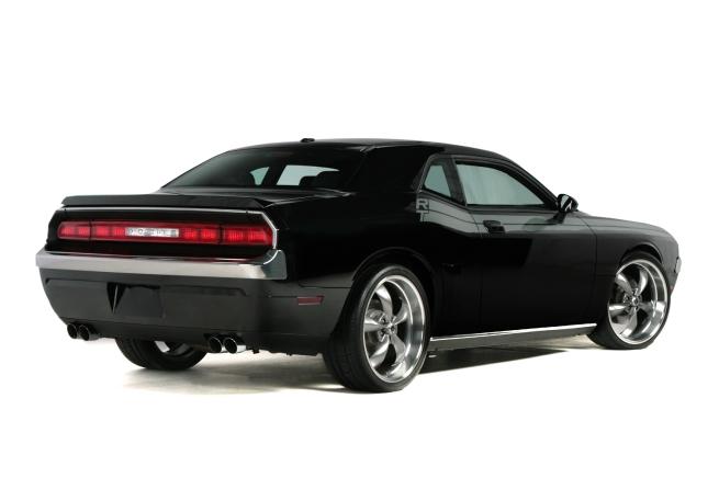 Dodge Challenger Classic Bumper
