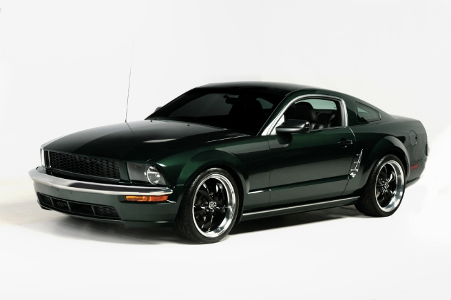 Ford Mustang Exterior Modification Parts