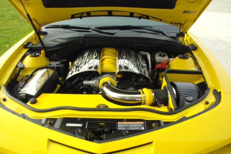 Camaro SS Cold Air Intake