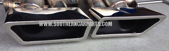 C7 Corvette Stingray Billy Boat Exhaust