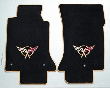 corvette floor mats, Lloyds floor mats
