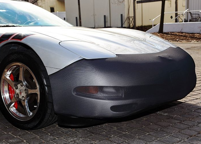 C5 Corvette Front Bumper NoviStretch Mask (Bra)