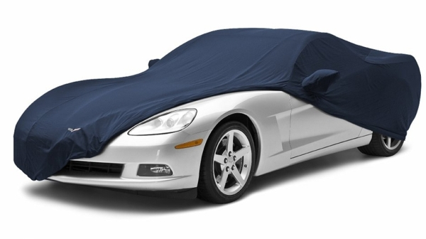 Corvette indoor car cover