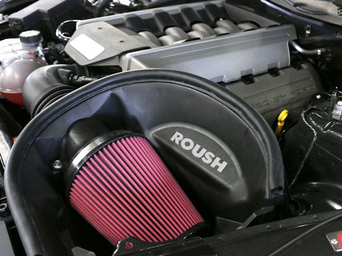 Roush Mustang Cold Air Intake
