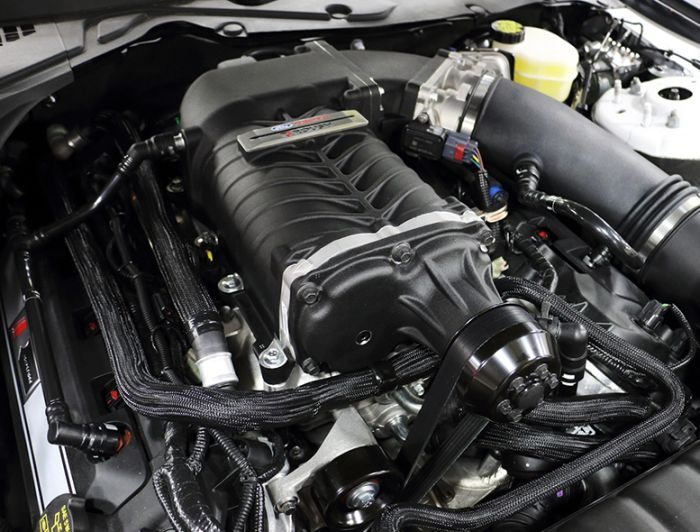Roush Mustang Supercharger