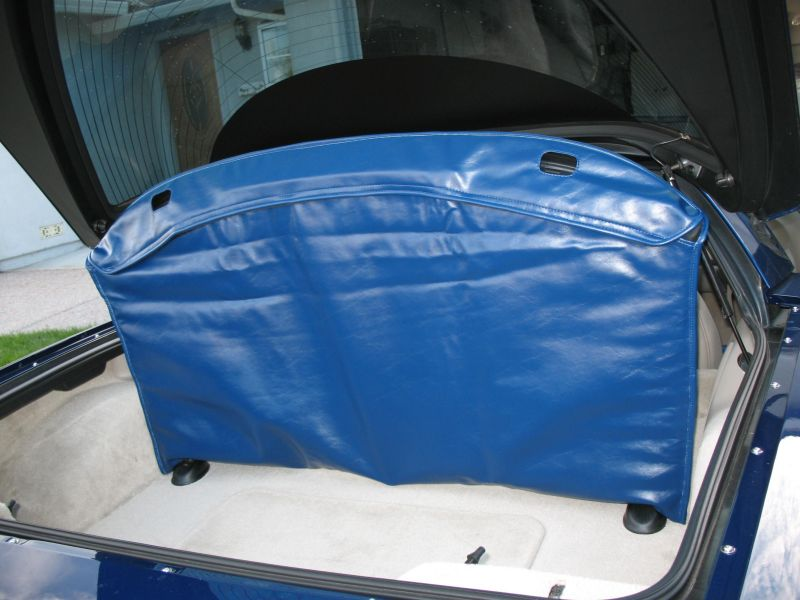 Corvette Targa Top Cover