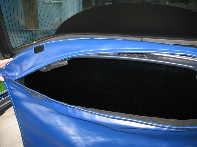 Corvette Convertible Targa Top Cover
