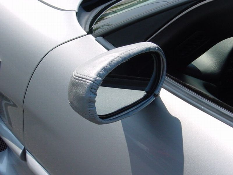 Speed Lingerie Corvette Mirror Covers