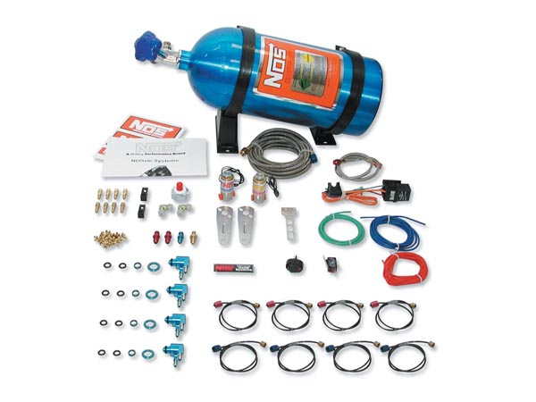 Corvette C5 Nitrous Kit