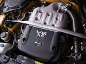 Nissan 350Z Engine Bay Dress-Up